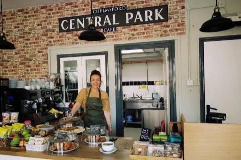Central Park Cafe