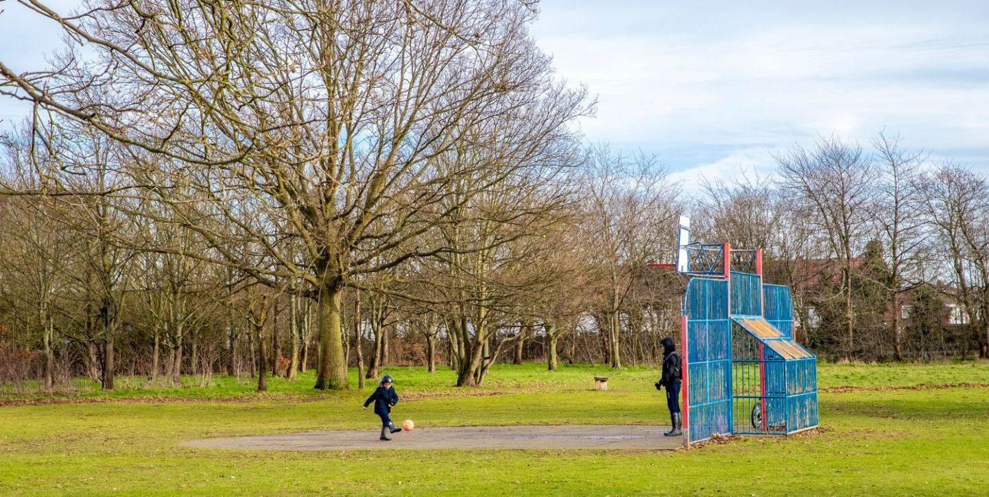 Baddow Hall Park