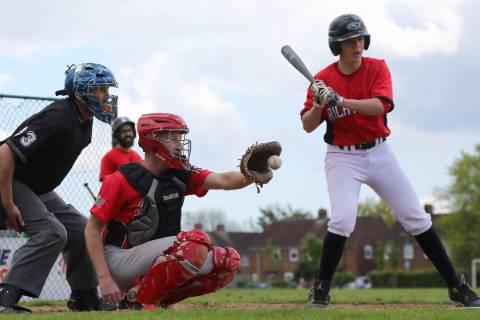 melbourne park baseball