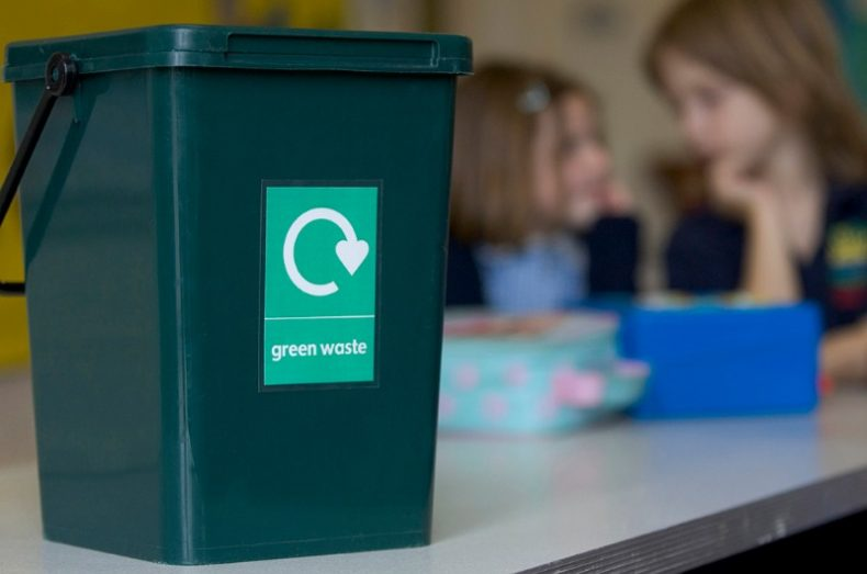 school recycling in chelmsford