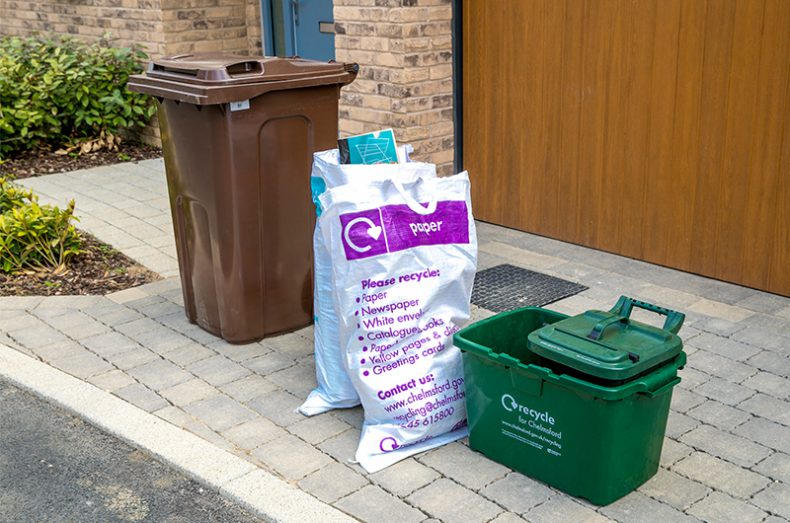 recycling options in chelmsford
