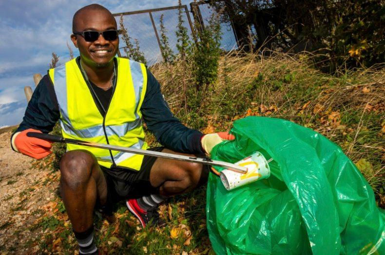 corporate litter picker chelmsford