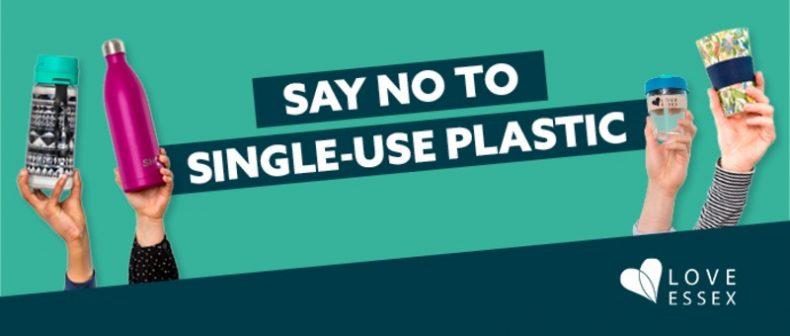 Love Essex Plastic Pledge Chelmsford