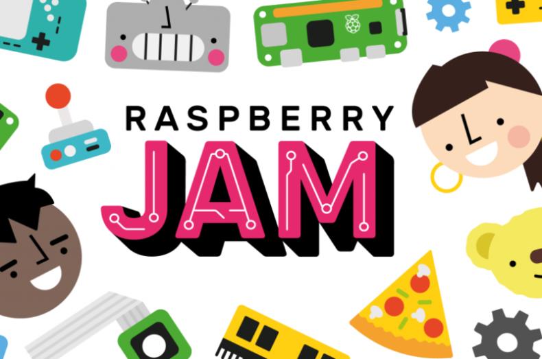 Raspberry Jam STEAM festival