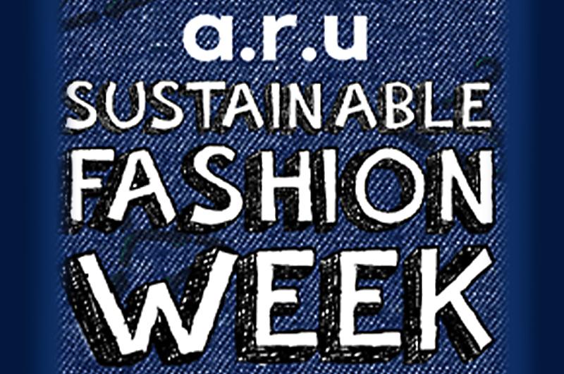 ARU sustainable fashion week