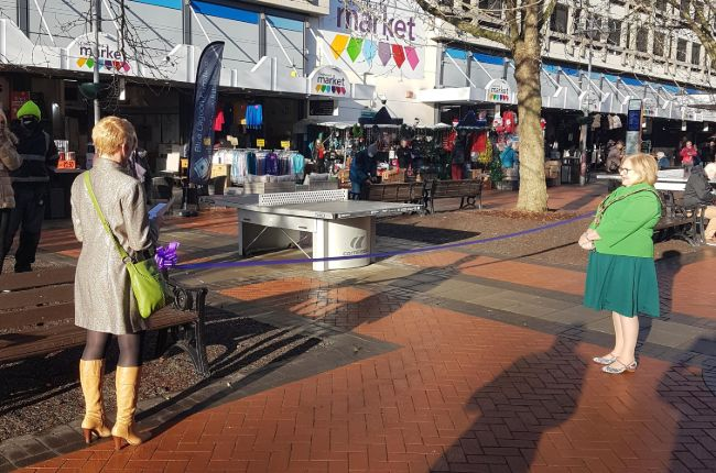Market Square story
