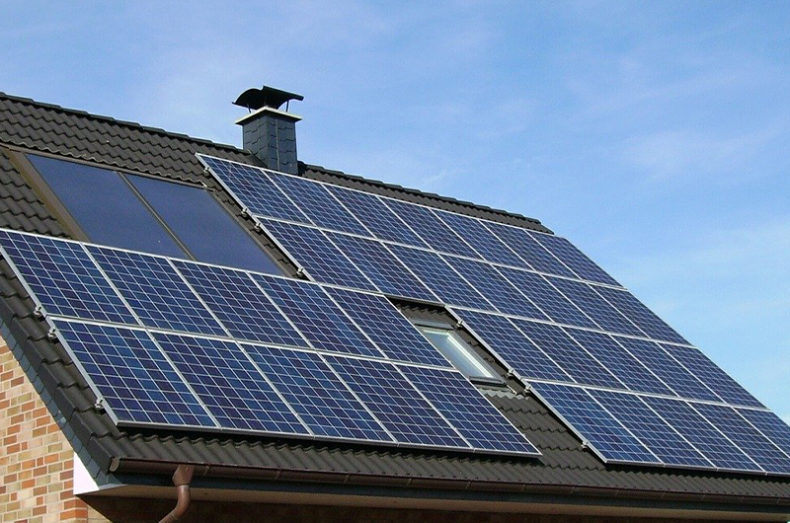 solar panels on house roof chelmsford
