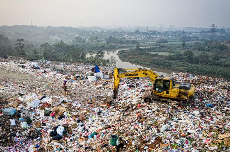 landfill UK