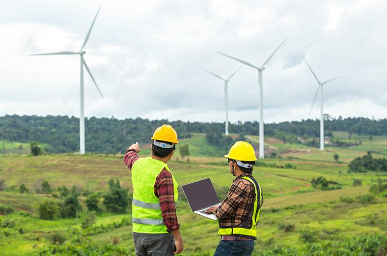 green career wind turbine engineer