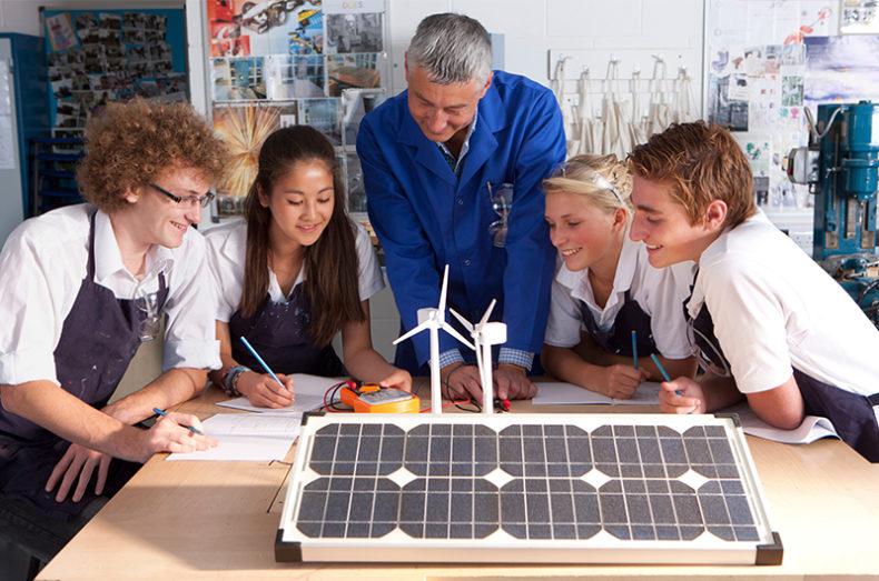 university environmental studies