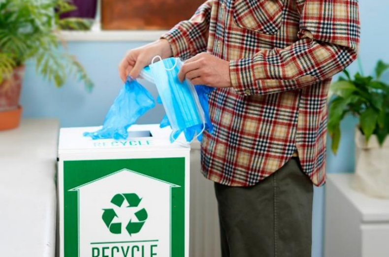 Terracycle waste box PPE